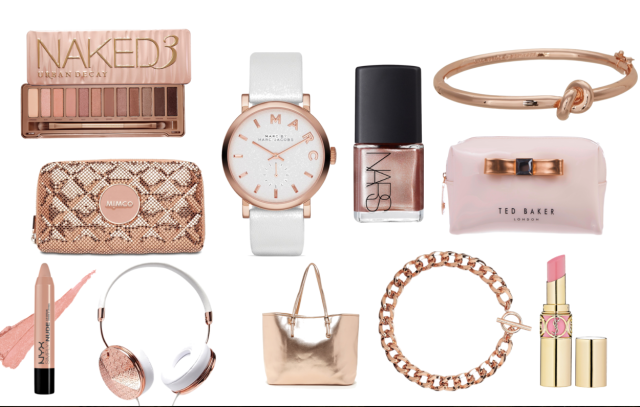 Rose Gold Glamour